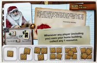 Board Game: Harbour: Klaus – Saint of the North