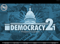 Video Game: Democracy 2