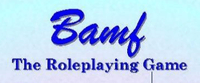 RPG: Bamf: The Roleplaying Game