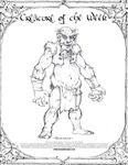 RPG Item: Creature of the Week: Bjornigar