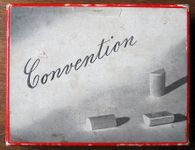 Board Game: Convention