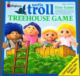 Board Game: Norfin Troll Treehouse Game