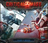 Board Game: Critical Mass: Raijin vs Archon