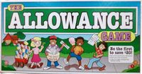 Board Game: The Allowance Game