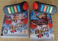 Video Game: Buzz!: Quiz TV