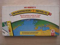 Board Game: Anti-Monopoly III: Washington-Moskau