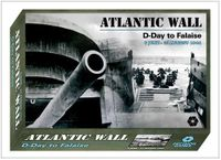 Board Game: Atlantic Wall: D-Day to Falaise
