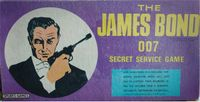 Board Game: James Bond 007