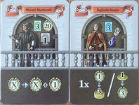 Board Game: Lorenzo il Magnifico: New Leaders