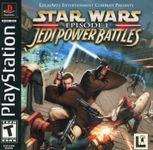 Video Game: Star Wars Episode I: Jedi Power Battles