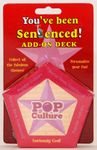 Board Game: You've Been Sentenced! Add-On Deck: Pop Culture