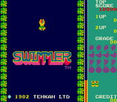 Video Game: Swimmer