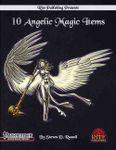 RPG Item: 10 Angelic Magic Items