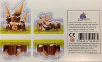 Board Game Accessory: Kingdomino: Chocolate Castle