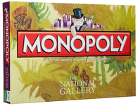 Board Game: Monopoly: The National Gallery