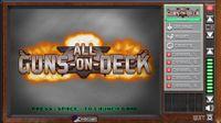 Video Game: All Guns On Deck