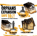 Board Game: This War of Mine: Orphans