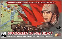 Board Game: Thunder in the East