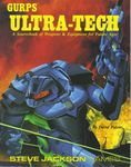 RPG Item: GURPS Ultra-Tech (First Edition)