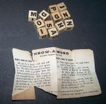 Board Game: Throw-A-Word