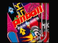 Video Game: Pinball Fantasies