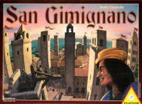 Board Game: San Gimignano
