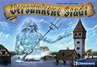 Board Game: Sunken City
