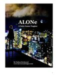 RPG Item: ALONe: A Solo Game Engine