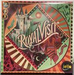 Board Game: Royal Visit