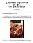 RPG Item: Buccaneers of Freeport 3rd Era Web Enhancement