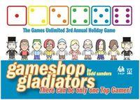 Board Game: Gameshop Gladiators