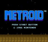 Video Game: Metroid