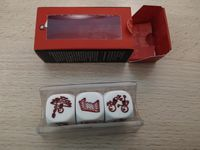 Board Game: Rory's Story Cubes: Score