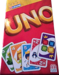 Board Game: Uno: Burger King Edition