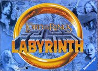 Board Game: The Lord of the Rings Labyrinth