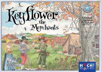 Board Game: Keyflower: The Merchants
