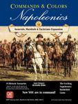 Board Game: Commands & Colors: Napoleonics Expansion #5 – Generals, Marshals, Tacticians