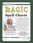 RPG Item: GURPS Magic Spell Charts