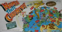 Board Game: Name That Country