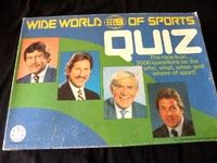 Board Game: Wide World of Sports Quiz