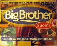 Board Game: Big Brother: The Game