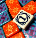 Board Game Accessory: Azul: First Player Tile