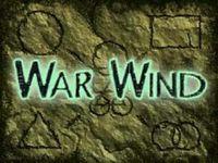 Video Game: War Wind