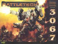 Board Game: Classic BattleTech: Technical Readout 3067
