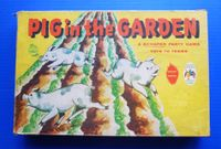 Board Game: Pig in the Garden