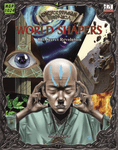 RPG Item: Encylopaedia Psionica: World Shapers