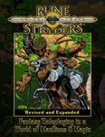 RPG Item: Rune Stryders (Revised and Expanded Edition)