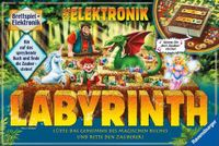 Board Game: Electronic Labyrinth