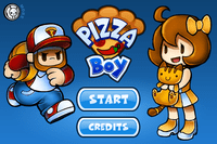 Video Game: Pizza Boy