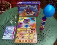 Board Game: Aladdin